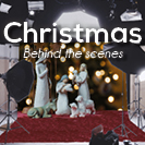 Christmas Behind the Scenes We